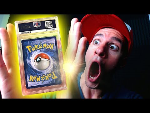 VERY RARE GRADED POKEMON CARDS! - Letters For Leonhart