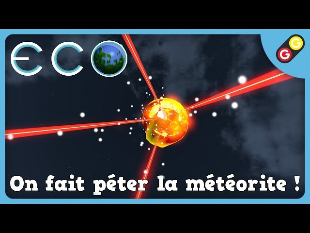 ECO - On fait péter la météorite ! [FR]