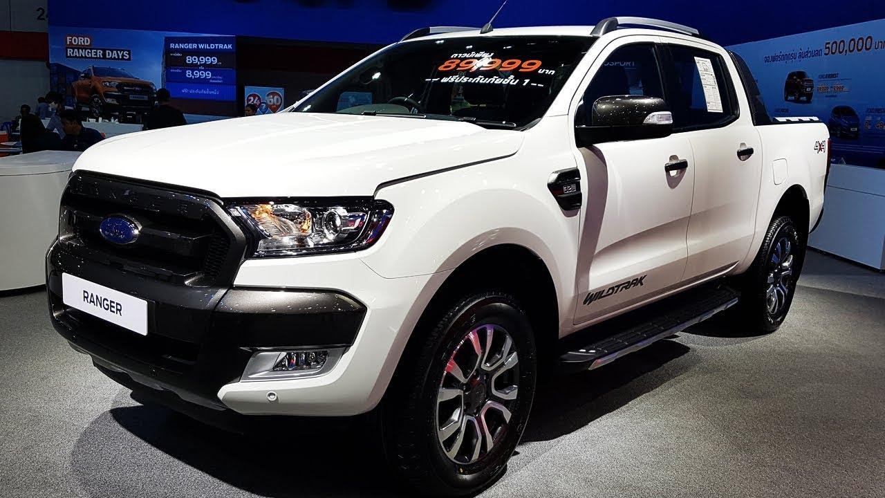 ford ranger double cab 3.2l wildtrak 4x4 6at ราคา 1,199,000 บาท