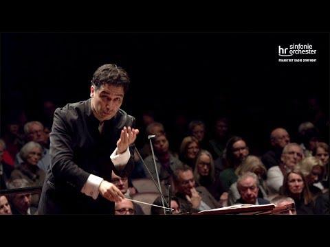 Mahler: 4. Sinfonie ∙ hr-Sinfonieorchester ∙ Mojca Erdmann ∙ Andrés Orozco-Estrada