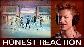 HONEST REACTION to BTS (방탄소년단) 'FAKE LOVE' Official MV