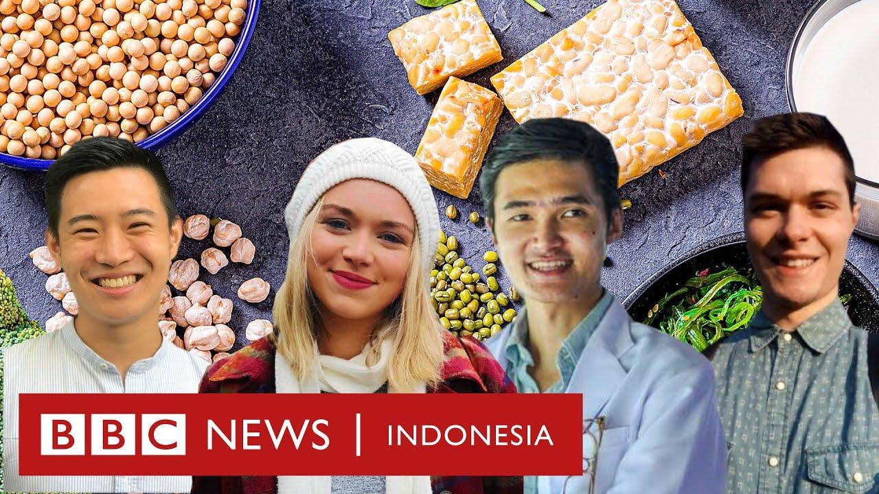 Inovasi tempe siap saji kreasi anak-anak muda merambah pasar Eropa - BBC News Indonesia