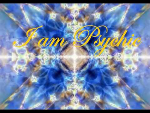 Psychic Power | Positive Spoken Affirmations | Binaural Beat