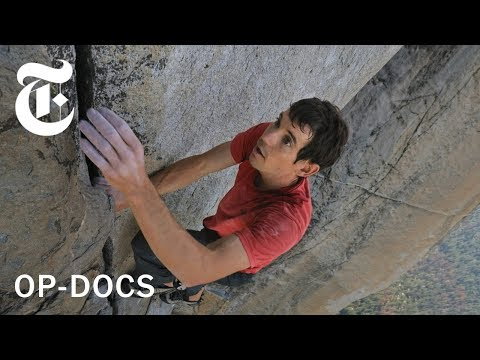 "What If He Falls? The Terrifying Reality Behind Filming ""Free Solo"" 