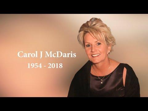 Carol McDaris - Video Tribute