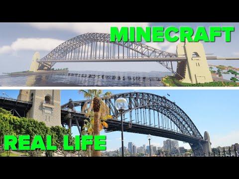 Explore Sydney Virtually In Minecraft