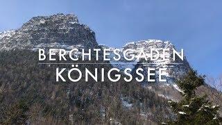 Loches - Königssee im Winter - King's Lake Berchtesgaden