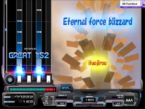 [bof2011] Eternal force bllizzard