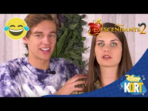 Disney Channel Kort | Descendants 2 | Disney channel