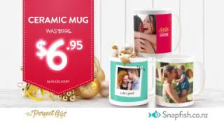 Christmas in New Zealand 2016 - Mug for just $6.95