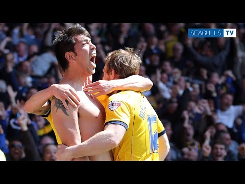 HE'S BACK!  BEST OF ULLOA'S FIRST BRIGHTON & HOVE ALBION SPELL