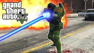 GTA 5 PC Mods - IRON MAN SUPERHERO MOD w/ ABILITIES! GTA 5 Iron Man Mod Gameplay (Funny Moments)
