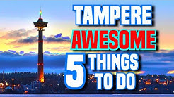 Visit Tampere - 5 Places You Absolutely Need to Check Out!