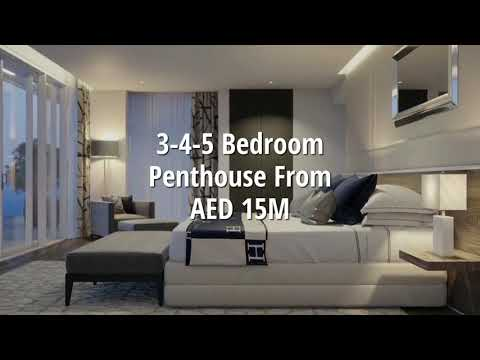 Breathtaking Penthouses At The Palm Jumeirah