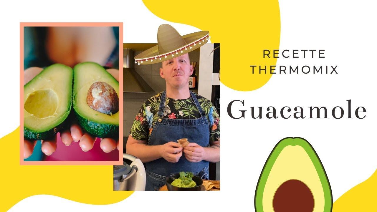 Une délicieuse recette de Guacamole