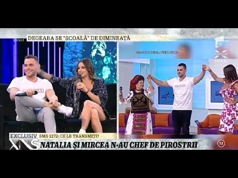 Natalia Mateuț și Mircea Eremia nu se gândesc încă la căsătorie