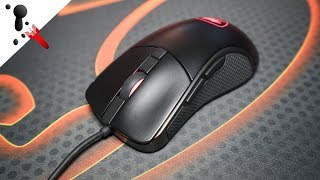 Cougar Surpassion Mouse Review (Small, 3330 Optical, Omrons, 97g)