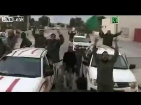 LiveLeak com   Gaddafi Era Libyan Army Patriotic Song   Your Soldiers Were Present