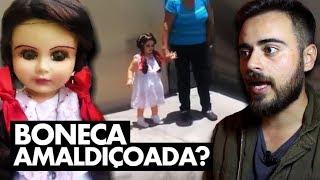 ROSITA: A BONECA AMALDIÇOADA QUE ANDA SOZINHA (ANNABELLE MEXICANA)