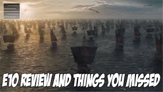 Game of Thrones Season 6 Episode 10 Review And Things You May Have Missed