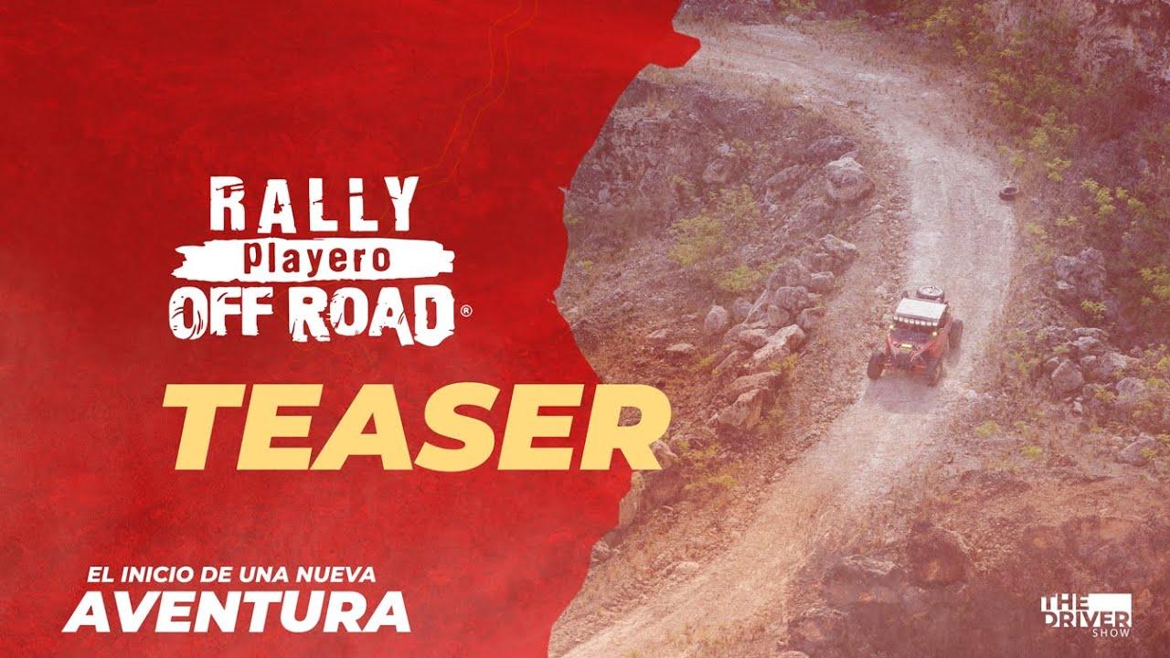 ¡TEASER! Rally Playero 2021 OFF-ROAD ISUZU