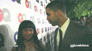 Nicki Minaj and Drake : you look amazing