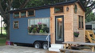 Utterly Charming Tiny House Built On Hgtv