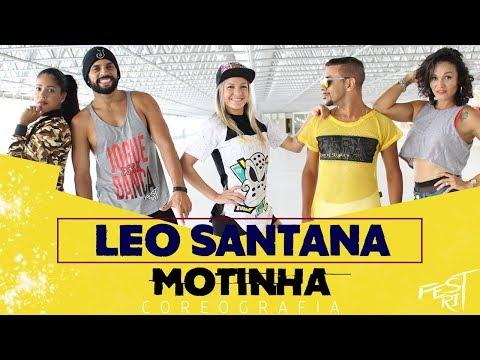 Motinha - Leo Santana | COREOGRAFIA - Festival de Ritmos