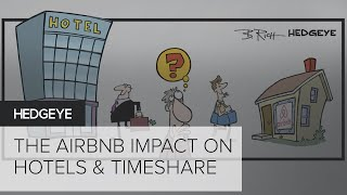The Airbnb Impact On Hotels & Timeshare