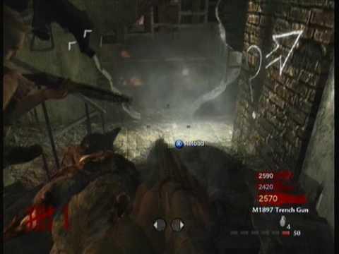 nazi zombie factory