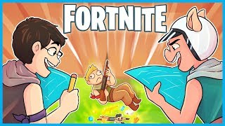 *NEW* HILARIOUS SECRET TRAP DOOR TRAP in Fortnite: Battle Royale! (Best Fortnite Trap Win)