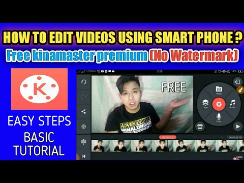 HOW TO EDIT VIDEOS ON ANDROID PHONE - TIPS FOR BEGINNERS - TAGALOG