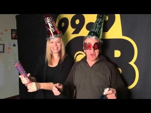 Happy New Year from 99.9 BOB FM