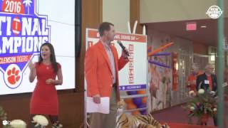 Clemson Football || 2017 Signing Day