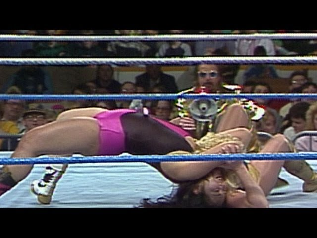 The Jumping Bomb Angels vs. The Glamour Girls: Royal Rumble