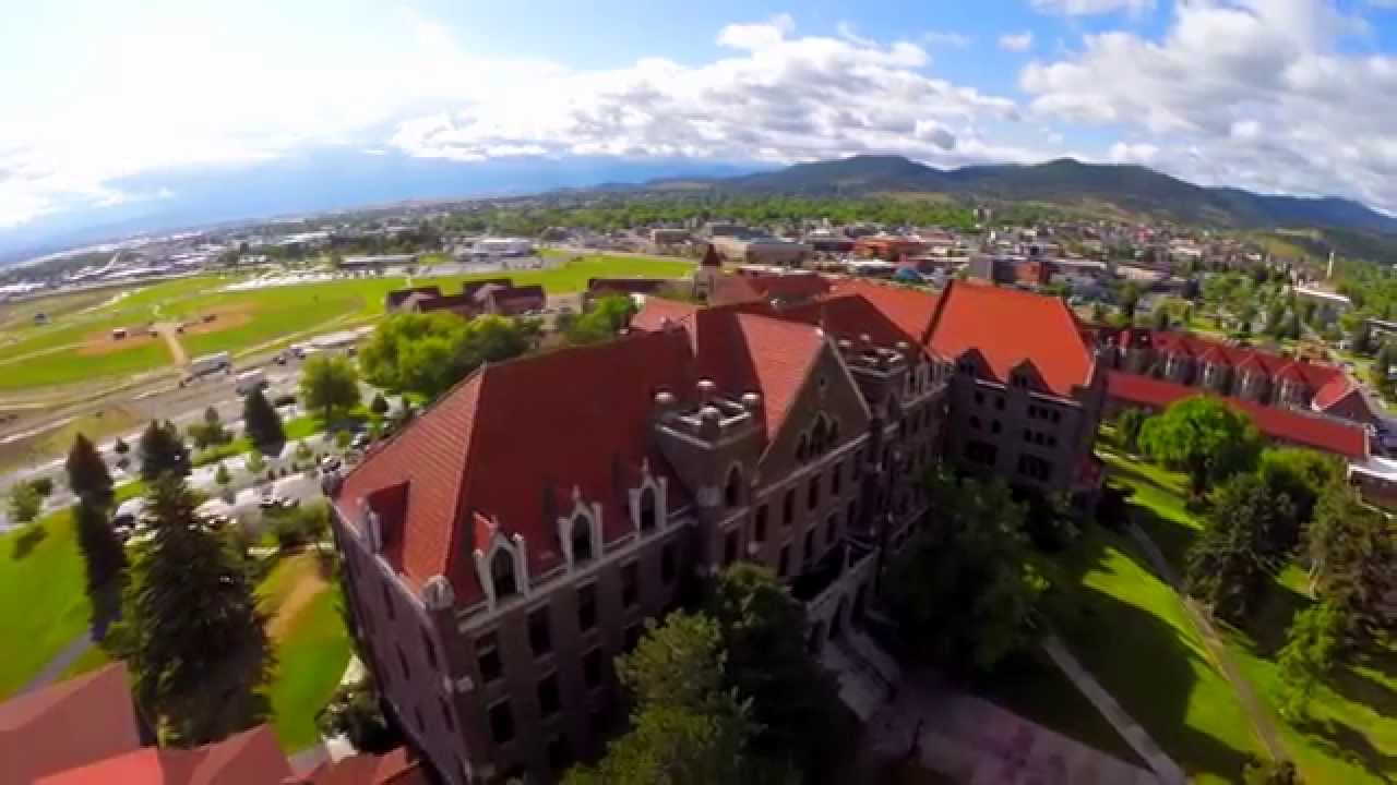 Carroll College: Campus Overview - YouTube