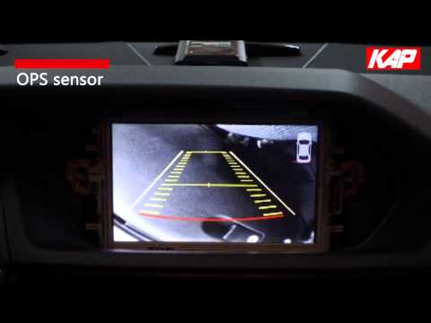 Mercedes-Benz Video Interface With PAS, PDC (2008~2013 Year)