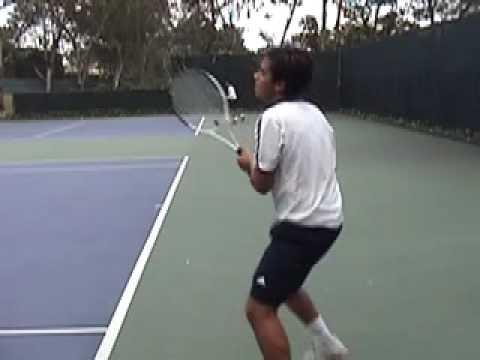 Alejandro Medinilla   - Tennis video