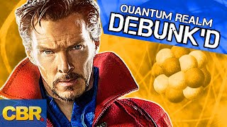 Are The Marvel Avengers Stuck In The Quantum Realm? | Theory Debunk'd Episode 1