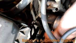 How To Change a Belt Tensioner - Dodge Tensioner