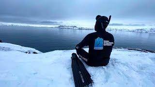 Ныряем в Северном Ледовитом океане зимой! Саныч проверит отель Azimut 4 звёзды и шведский стол!