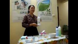 Giới  thiệu sản  phẩm Cty Amway Việtnam  -Nước rửa bát Dish Drop