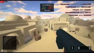 Roblox Gameplay Battlefield