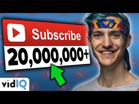 How Ninja Got 20 Million Subscribers! Mp3