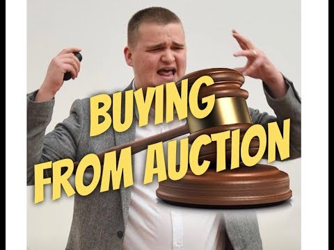 Should I Buy Properties From Auction? | Piotr Rusinek