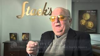 Harvey Stack: Colonel Green, Other Coin Collectors and the 1st Grading Service. S15-18 VIDEO: 2:56.