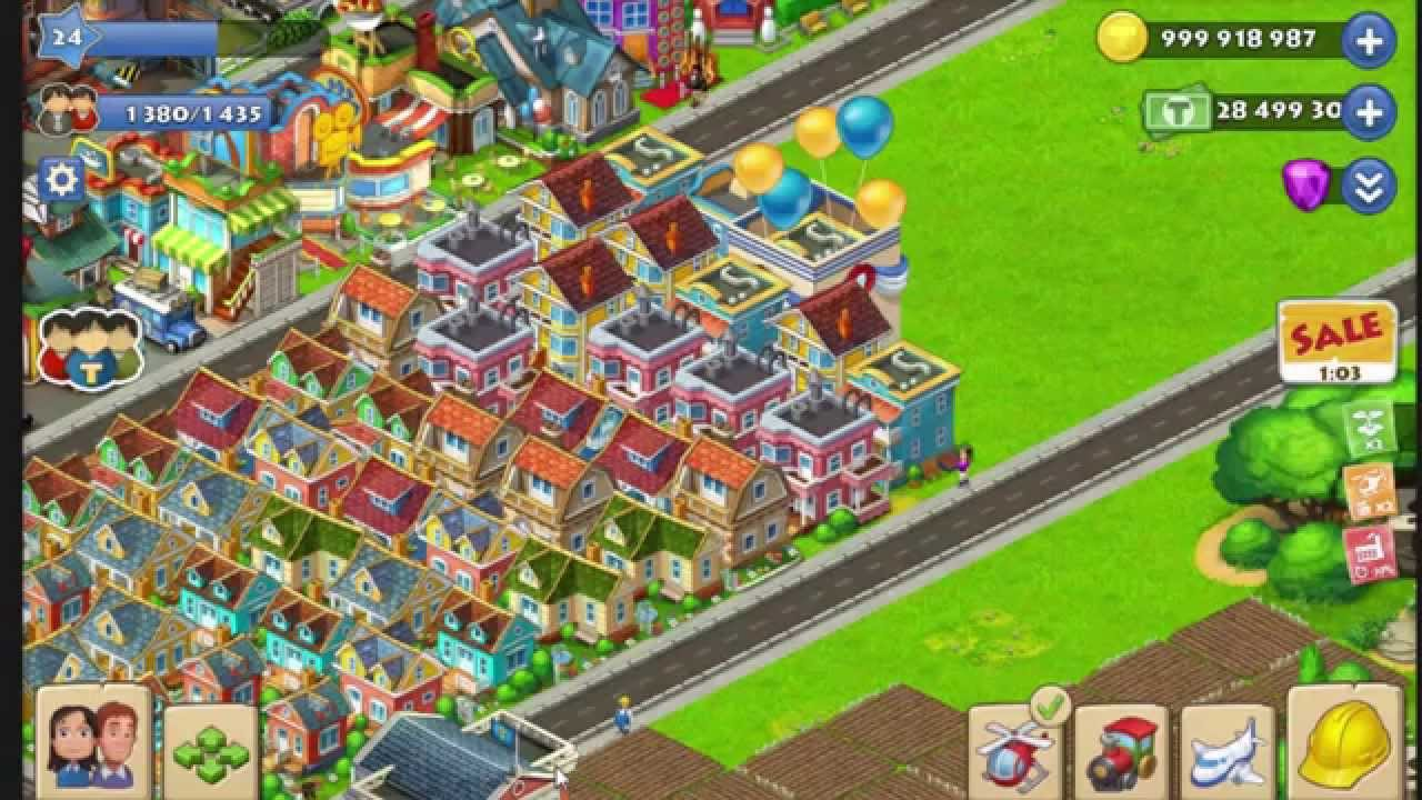 Download Township Mod Apk-Get Unlimited[Coins/Powers/Cheat Mods]