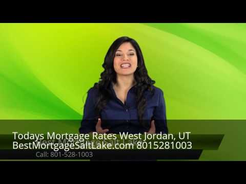 Daily Mortgage Rates West Jordan, UT