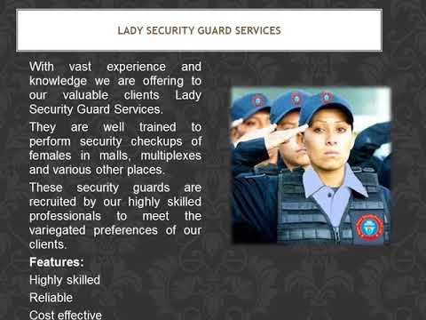 Security Services for Hospital in Pune - Om Sai Security Group