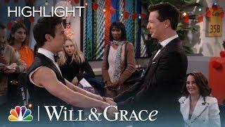 Jack's Big Gay Wedding - Will & Grace (Episode Highlight)